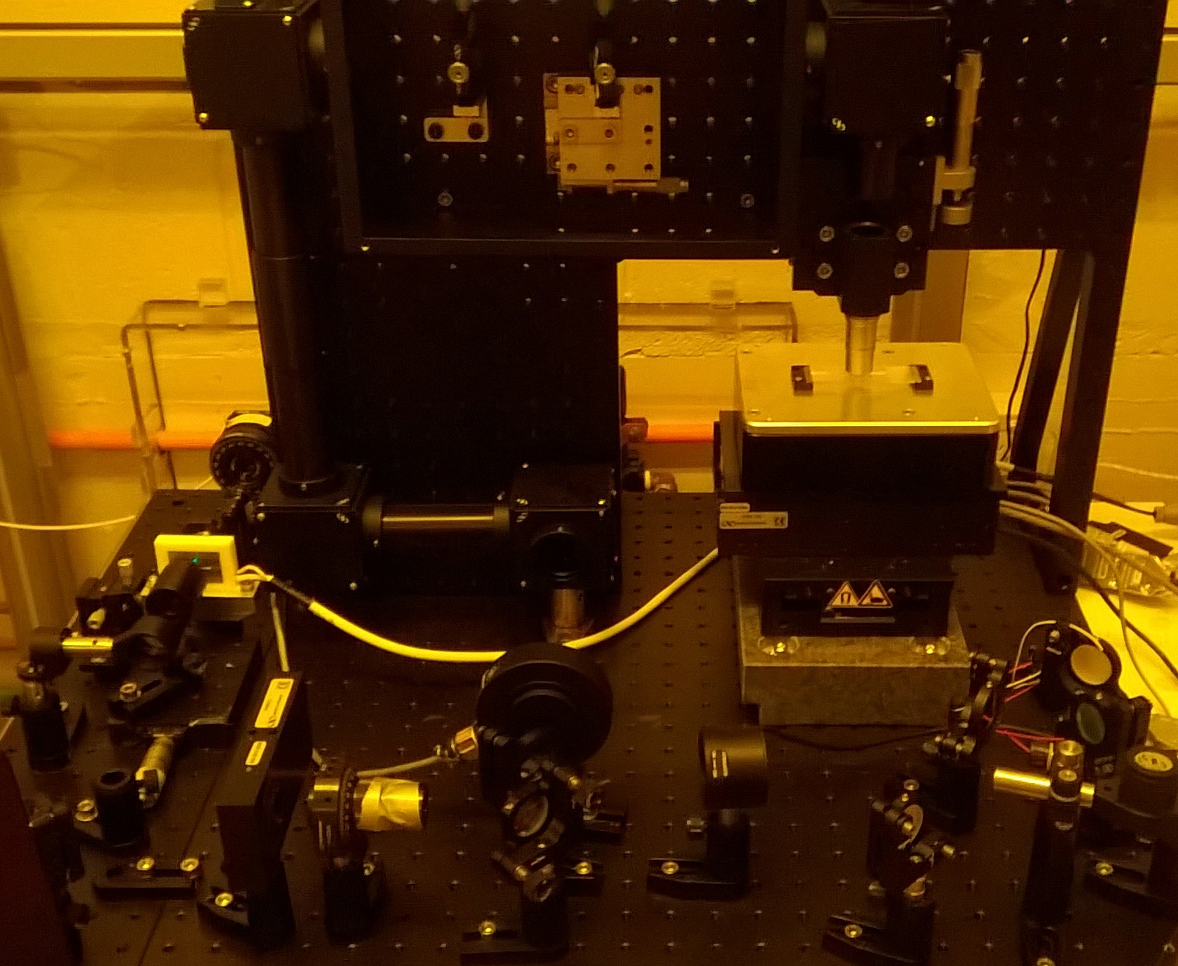 Femtosecond Laser Lithography System